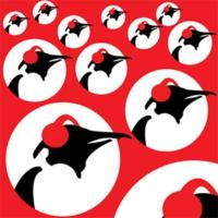 Logo de la radio Pinguin Pop
