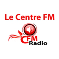Logo of radio station Le Centre FM