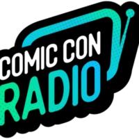 Logo of radio station ComicConRadio
