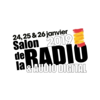 Logo of radio station La Radio des pros de la radio