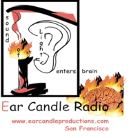 Logo of radio station Ear Candle Radio