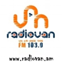 Logo of radio station Radio Van