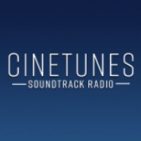 Logo of radio station Cinetunes Radio