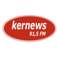 Logo of radio station Kernews