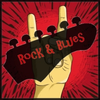 Logo of radio station Radio Rock & Blues