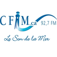 Logo of radio station CFIM 92.7 FM