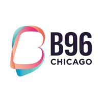 Logo of radio station WBBM-FM B96