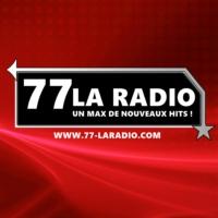 Logo de la radio 77 La Radio