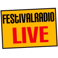 Logo of radio station Festival Radio Live