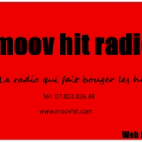 Logo de la radio Moov hit radio