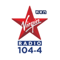 Logo de la radio Virgin Radio Dubai 104.4 FM