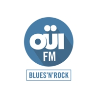 Logo de la radio OÜI FM Blues'n'Rock