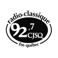 Logo de la radio Radio-Classique 92.7 CJSQ