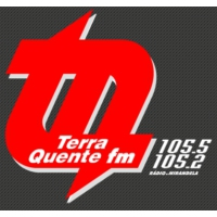 Logo of radio station Terra Quente FM