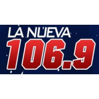 Logo of radio station La Nueva