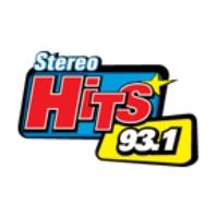 Logo de la radio Stereo Hits 93.1