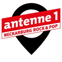 Logo of radio station antenne 1 Neckarburg Rock & Pop