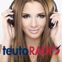 Logo of radio station TeutoRadio