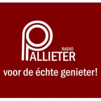 Logo of radio station radio pallieter