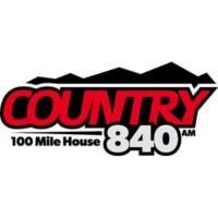Logo de la radio CKBX Country 840