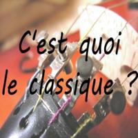 Logo of radio station C'est quoi le classique ?