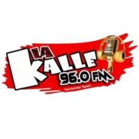 Logo of radio station La Kalle 96.0 fm