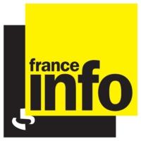 Logo de la radio France Info