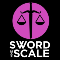 Logo of the podcast Sword and Scale
