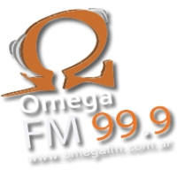 Logo of radio station Omega FM