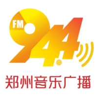 Logo of radio station FM94.4 郑州音乐广播 经典最流行 - Zhengzhou Music Radio 94.4