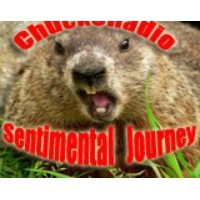 Logo of radio station ChuckU Sentimental Journey