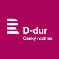 Logo of radio station Český rozhlas - D-dur