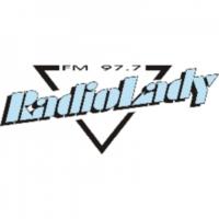 Logo of radio station Radio Lady