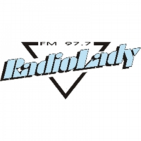 Logo of radio station Radio Lady