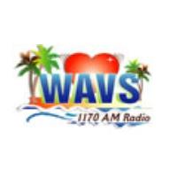 Logo of radio station WAVS 1170 AM