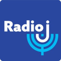 Logo of radio station RadioJ