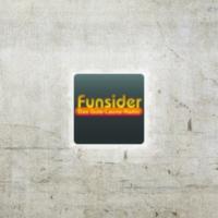 Logo of radio station Funsider Radio