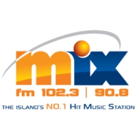 Logo of radio station Mix FM 102.3