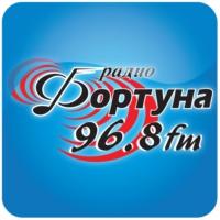 Logo de la radio Радио Фортуна 96.8 FM