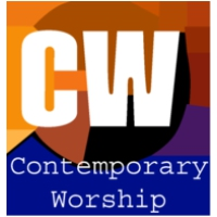 Logo de la radio AllWorship - Contemporary Worship