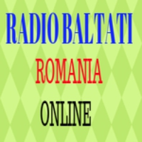 Logo of radio station Radio Baltati Romania