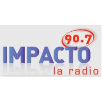 Logo of radio station Radio Impacto 90.7 FM