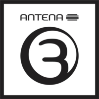 Logo of radio station Antena 3