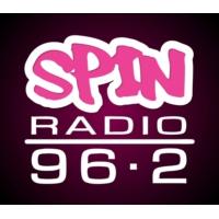 Logo de la radio Rádio SPIN 96.2