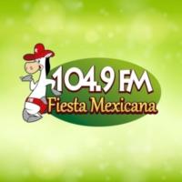 Logo of radio station XESO Fiesta Mexicana 104.9 FM
