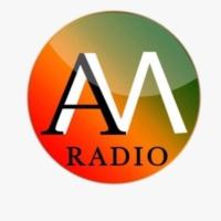 Logo of radio station AM RADIO