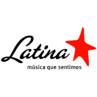 Logo of radio station Fm Latina