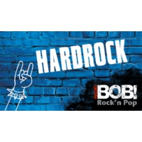 Logo of radio station Radio BOB! Hardrock