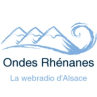 Logo of radio station Ondes Rhénanes
