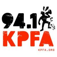 Logo of radio station KPFA 94.1 FM